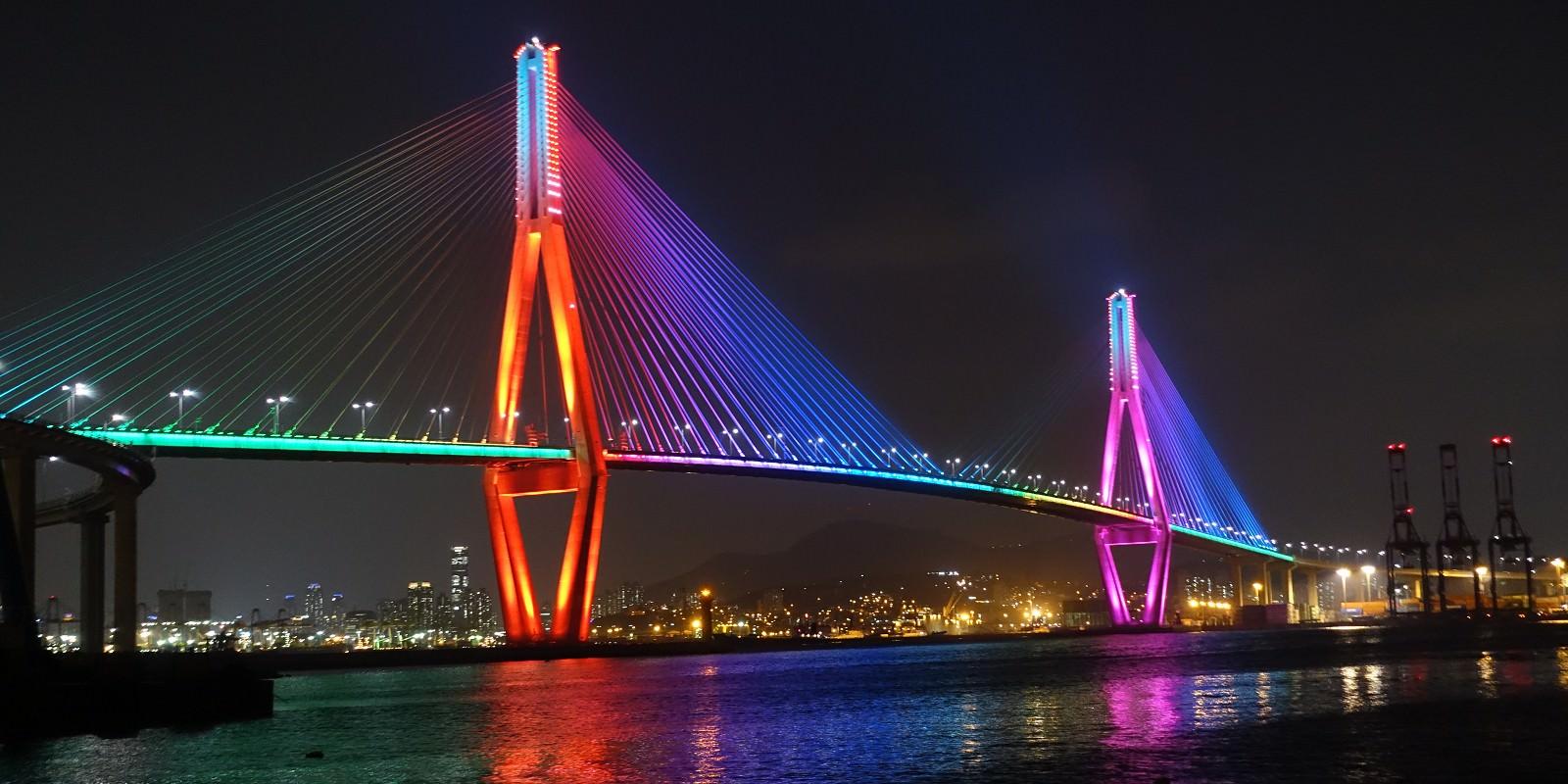 釜山島大橋